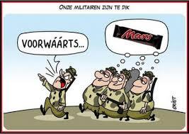 het leger